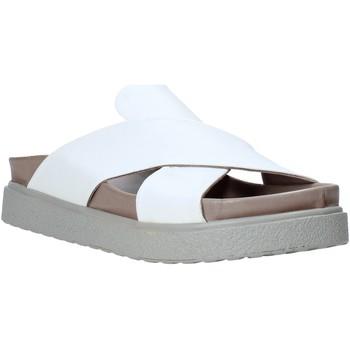 Pantofi Femei Sandale  Bueno Shoes CM2201 Alb