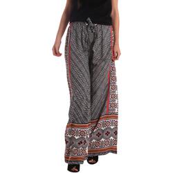 Îmbracaminte Femei Pantaloni fluizi și Pantaloni harem Gaudi 73FD25200 Negru