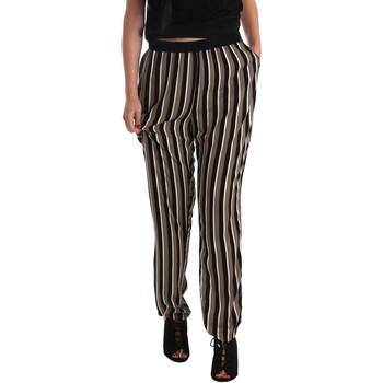 Îmbracaminte Femei Pantaloni fluizi și Pantaloni harem Gaudi 73FD25202 Negru