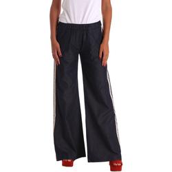 Îmbracaminte Femei Jeans bootcut Denny Rose 73DR22004 Albastru