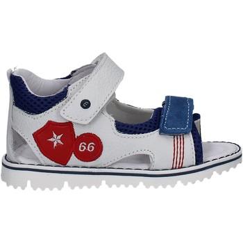 Pantofi Copii Sandale  Melania ME8053B7E.B Alb