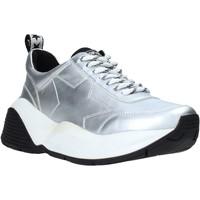 Pantofi Femei Pantofi sport Casual Shop Art SA020040 Argint