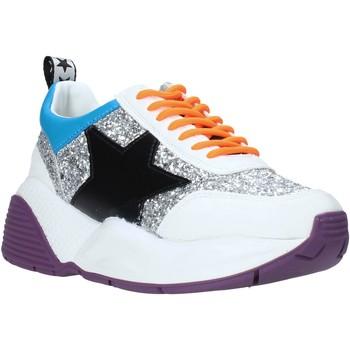 Pantofi Femei Pantofi sport Casual Shop Art SA020046 Alb
