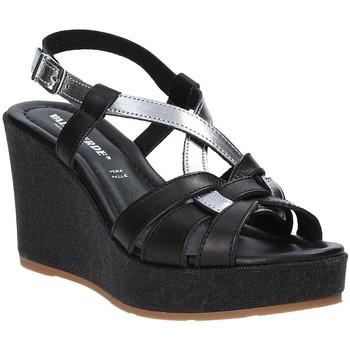 Pantofi Femei Sandale  Valleverde 32404 Negru
