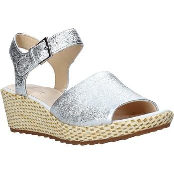 Pantofi Femei Sandale  Clarks 26142966 Argint