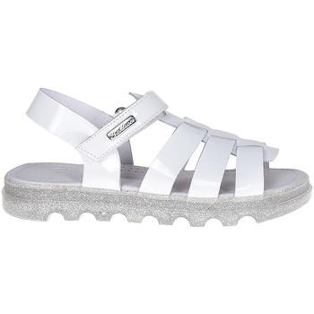 Pantofi Fete Sandale  Balducci LENT1702 Alb
