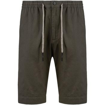 Îmbracaminte Bărbați Maiouri și Shorturi de baie Antony Morato MMSH00155 FA900121 Verde