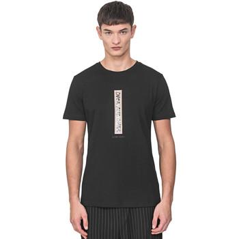 Îmbracaminte Bărbați Tricouri mânecă scurtă Antony Morato MMKS01766 FA100144 Negru