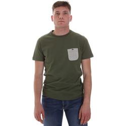 Îmbracaminte Bărbați Tricouri mânecă scurtă Sseinse ME1588SS Verde