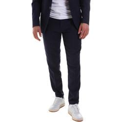 Îmbracaminte Bărbați Pantaloni de costum Sseinse PCE580SS Albastru
