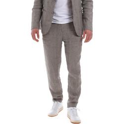 Îmbracaminte Bărbați Pantaloni de costum Sseinse PSE585SS Maro