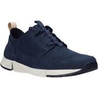 Pantofi Bărbați Pantofi sport Casual Clarks 26145025 Albastru