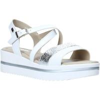 Pantofi Femei Sandale  Valleverde 32320 Alb