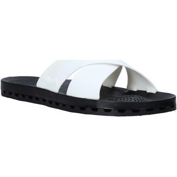 Pantofi Bărbați Papuci de vară Sensi 4300/U Alb