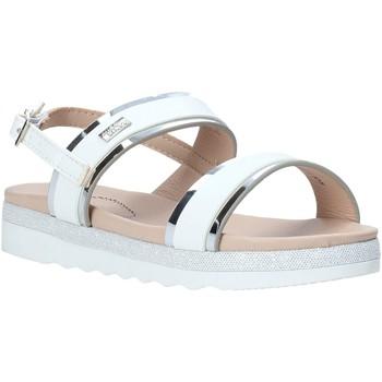 Pantofi Fete Sandale  Miss Sixty S20-SMS778 Alb