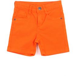 Îmbracaminte Copii Pantaloni scurti și Bermuda Losan 015-9009AL Portocale