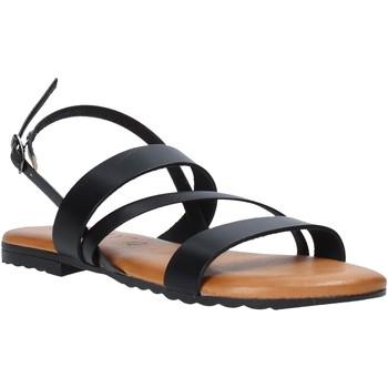 Pantofi Femei Sandale  Jeiday LEDA-SALLY Negru