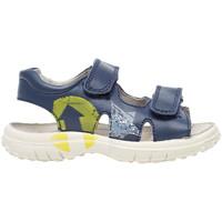 Pantofi Copii Sandale  Naturino 0502735 01 Albastru