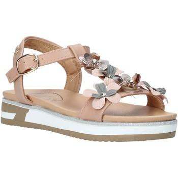 Pantofi Fete Sandale  Miss Sixty S20-SMS781 Roz