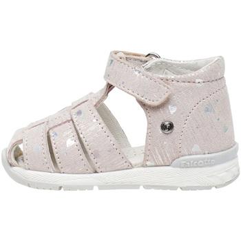 Pantofi Fete Sandale  Falcotto 1500862 02 Roz