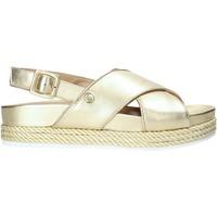 Pantofi Femei Sandale  Liu Jo SA0087P0291 Aur
