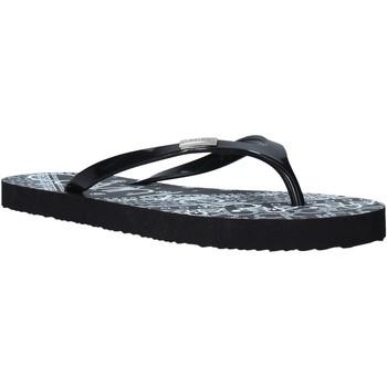Pantofi Femei  Flip-Flops Calvin Klein Jeans E8853 Negru
