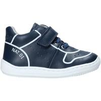 Pantofi Copii Pantofi sport stil gheata Naturino 2013463 01 Albastru