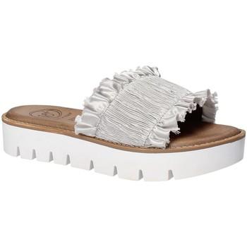 Pantofi Femei Papuci de vară 18+ 5812 Gri