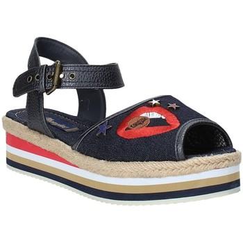 Pantofi Femei Sandale  Wrangler WL181651 Albastru