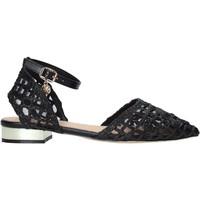 Pantofi Femei Sandale  Gold&gold A20 GK16 Negru