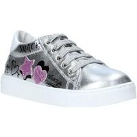 Pantofi Fete Pantofi sport Casual Falcotto 2014628 02 Argint