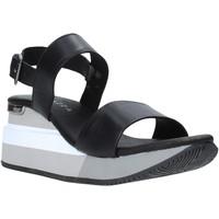 Pantofi Femei Sandale  Apepazza S0HIGHSEA01/LEA Negru
