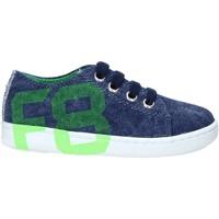 Pantofi Copii Pantofi sport Casual Falcotto 2014671 02 Albastru