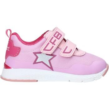 Pantofi Fete Pantofi sport Casual Falcotto 2013512 01 Roz