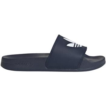Pantofi Copii Șlapi adidas Originals FU9178 Albastru
