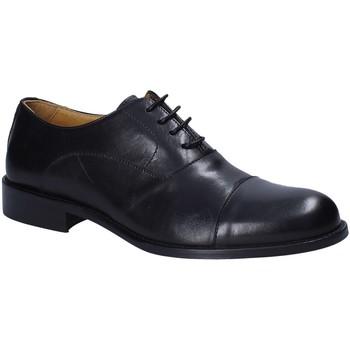 Pantofi Bărbați Pantofi Derby Exton 6014 Negru