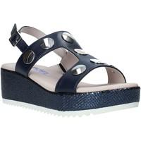 Pantofi Femei Sandale  Comart 503430PE Albastru