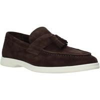 Pantofi Bărbați Mocasini Marco Ferretti 161427MF Maro