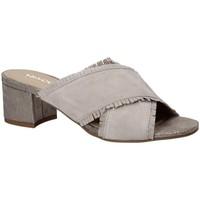 Pantofi Femei Papuci de vară IgI&CO 1180 Gri