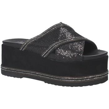 Pantofi Femei Papuci de vară Exé Shoes G41007137A30 Negru