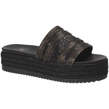 Pantofi Femei Papuci de vară Exé Shoes G41006777884 Negru