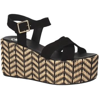 Pantofi Femei Sandale  Exé Shoes G41007047004 Negru