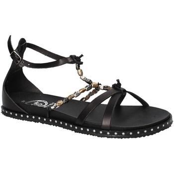 Pantofi Femei Sandale  18+ 6140 Negru