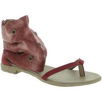 Pantofi Femei Sandale  18+ 6111 Roșu
