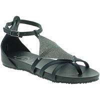 Pantofi Femei Sandale  18+ 6108 Negru