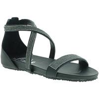 Pantofi Femei Sandale  18+ 6141 Negru