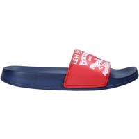 Pantofi Copii Șlapi Levi's VPOL0037S Roșu