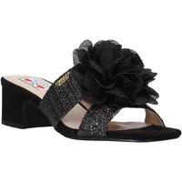 Pantofi Femei Papuci de vară Love To Love EVA583C1 Negru