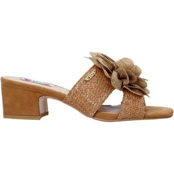Pantofi Femei Papuci de vară Love To Love EVA575 Maro