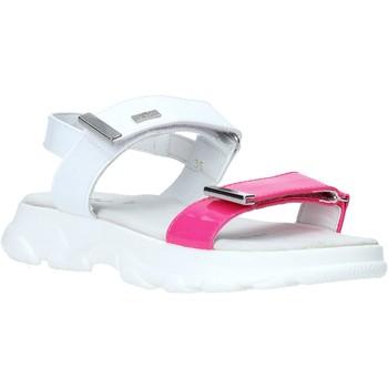 Pantofi Fete Sandale  Miss Sixty S20-SMS788 Alb
